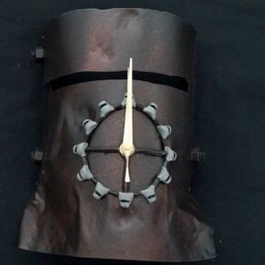 Bush Ranger Helmet Clock