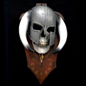 3D Viking Clock