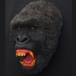 Silverback Gorilla Plaque